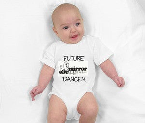 Mirror Image Dance Academy Infant One-Piece