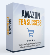 Load image into Gallery viewer, Amazon FBA Success - Starting and Launching a Successful Amazon FBA Business - SelfhelpFitness