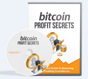 Bitcoin Profit Secrets - Mastering And Profiting From Bitcoin - SelfhelpFitness