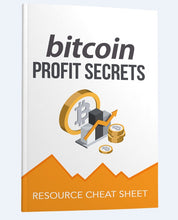 Load image into Gallery viewer, Bitcoin Profit Secrets - Mastering And Profiting From Bitcoin - SelfhelpFitness