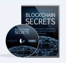 Load image into Gallery viewer, Blockchain Secrets - The Ultimate Guide To Blockchain, Cryptocurrency and The Future of The Internet - SelfhelpFitness