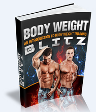 Load image into Gallery viewer, Body Weight Blitz - An Introduction To Body Weight Training - SelfhelpFitness