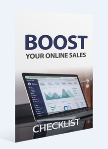 Boost Your Online Sales - Increase Online Sales For Your Product or Services - SelfhelpFitness