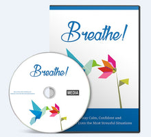 Load image into Gallery viewer, Breathe - Manage Your Stress More Effectively And Live A Happier Life! - SelfhelpFitness