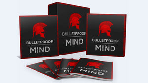 Bulletproof Mind - Crush Your Goals And Live Your Best Life Ever! - SelfhelpFitness