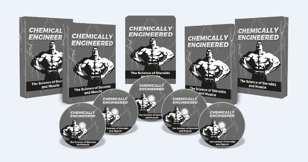 Chemically Engineered Muscle Building - SelfhelpFitness