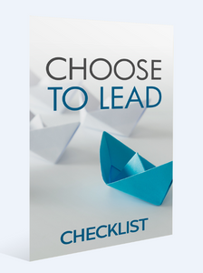 Choose To Lead - Leadership Skills For All Aspects of Your Life - SelfhelpFitness