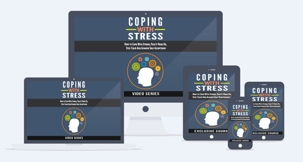 Coping With Stress - Learn How To Cope With Stress And Deal With It The EASY Way! - SelfhelpFitness