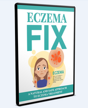 Load image into Gallery viewer, Eczema Fix - How To Get Rid Of Eczema Naturally & Permanently - SelfhelpFitness