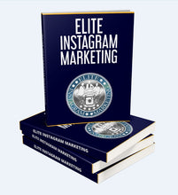 Load image into Gallery viewer, Elite Instagram Marketing - Attract Unlimited Amounts Of Traffic for FREE - SelfhelpFitness