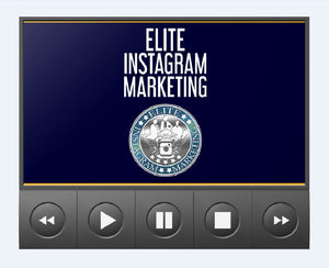 Elite Instagram Marketing - Attract Unlimited Amounts Of Traffic for FREE - SelfhelpFitness