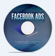 Load image into Gallery viewer, Facebook Ads - The Beginner's Guide to Advertising on the Facebook Platform! - SelfhelpFitness