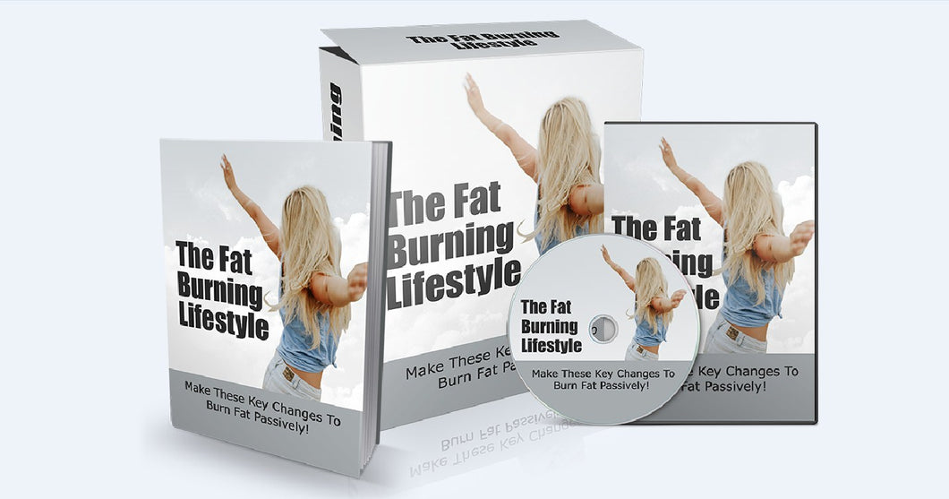 Fat Burning Lifestyle - Make These Key Changes To Burn Fat Passively! - SelfhelpFitness