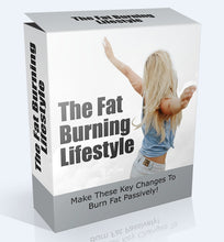 Load image into Gallery viewer, Fat Burning Lifestyle - Make These Key Changes To Burn Fat Passively! - SelfhelpFitness