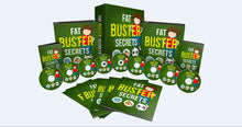 Load image into Gallery viewer, Fat Buster Secrets - Make These Key Changes To Burn Fat Passively! - SelfhelpFitness