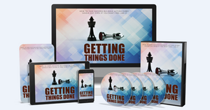 Getting Things Done - How to Take Success-Building Action Every Single Day - SelfhelpFitness
