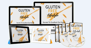 Gluten Free Lifestyle - Secrets To Excellent Gut Health - SelfhelpFitness