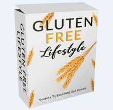 Load image into Gallery viewer, Gluten Free Lifestyle - Secrets To Excellent Gut Health - SelfhelpFitness