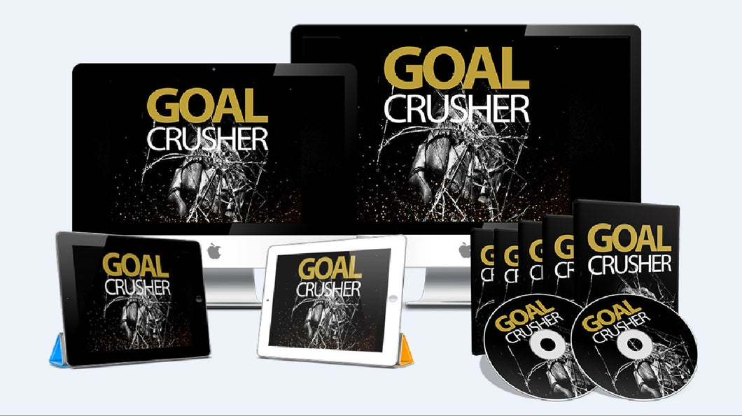 Goal Crusher - Revolutionary System To Achieve Any Goals FAST - SelfhelpFitness