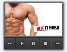 Load image into Gallery viewer, HIIT It Hard - Burning Fat, Building Muscle, And Getting In Great Shape - SelfhelpFitness