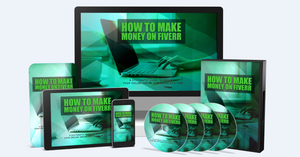How to Make Money on Fiverr - Building Your Online Empire Five Bucks At A Time - SelfhelpFitness