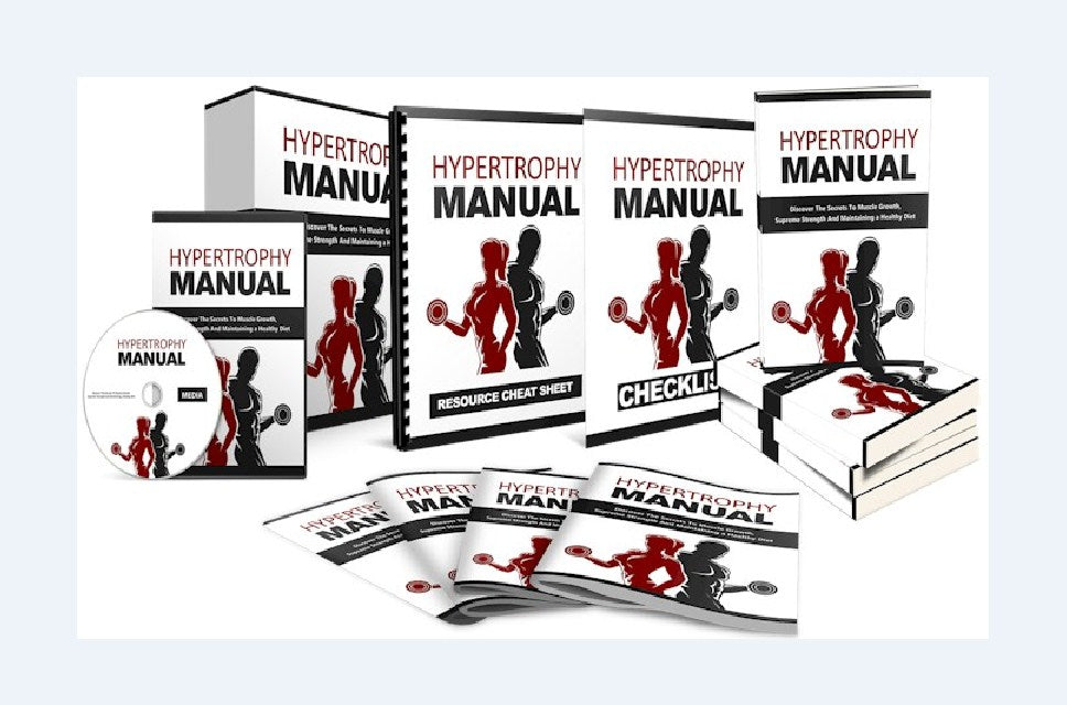 Hypertrophy Manual - Building High Quality Muscle - SelfhelpFitness