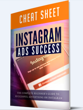Load image into Gallery viewer, Instagram Ads Success - The Complete Beginner's Guide To Successful Advertising on Instagram - SelfhelpFitness