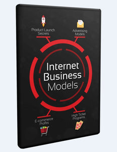 Internet Business Models - 4 Highly Lucrative Internet Business Models That You Can Set Up - SelfhelpFitness