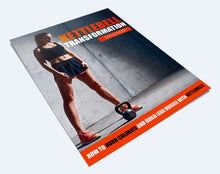 Load image into Gallery viewer, Kettlebell Transformation - Transforming and Shaping Your Body and Life - SelfhelpFitness