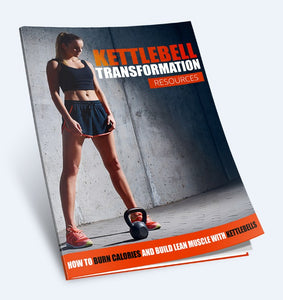 Kettlebell Transformation - Transforming and Shaping Your Body and Life - SelfhelpFitness