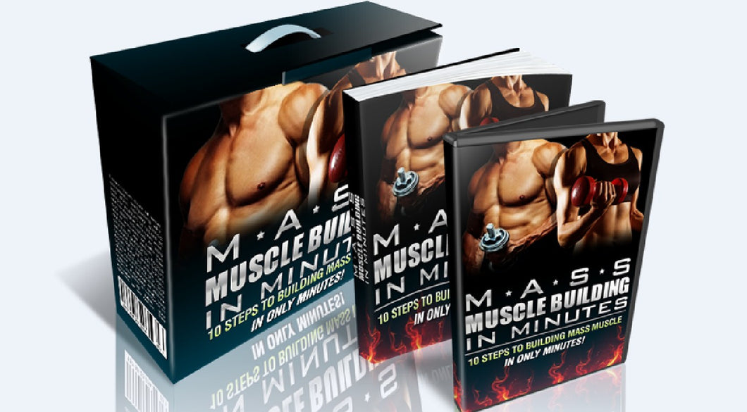 Mass Muscle Building in Minutes - SelfhelpFitness