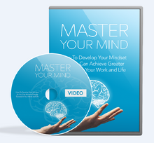 Load image into Gallery viewer, Master Your Mind - Develop Your Mindset To Achieve Greater Success In Your Life and Work - SelfhelpFitness