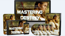 Load image into Gallery viewer, Mastering Your Destiny - Surviving and Thriving as Your Best Possible Self! - SelfhelpFitness