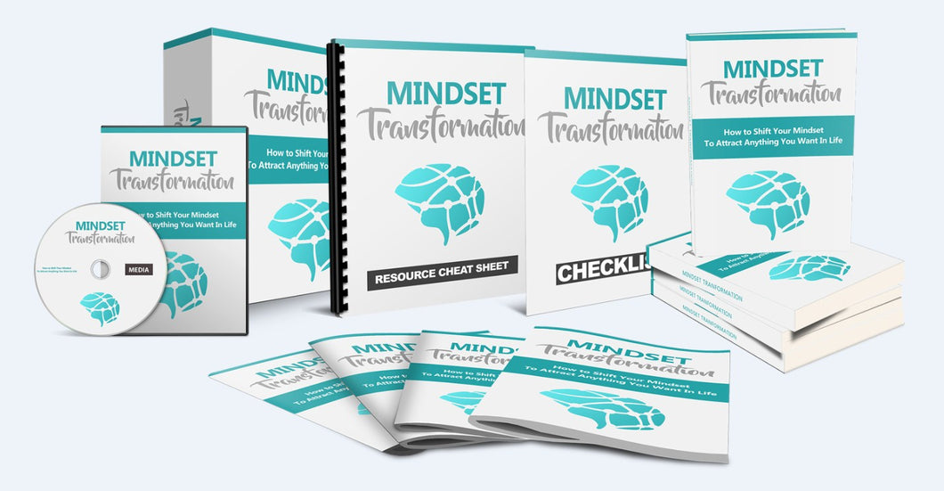 Mindset Transformation - Shift Your Mindset to Attract Anything You Want in Life - SelfhelpFitness