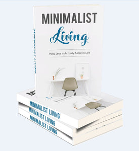 Minimalist Living - How To Achieve TOTAL Freedom In Life - SelfhelpFitness