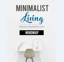 Load image into Gallery viewer, Minimalist Living - How To Achieve TOTAL Freedom In Life - SelfhelpFitness