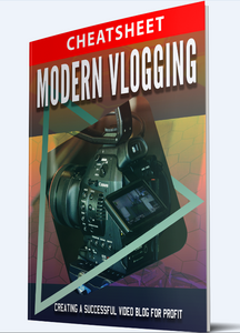 Modern Vlogging - Creating A Successful Video Blog For Profit! - SelfhelpFitness