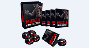 Muscle Gain Secrets - Build Hard Rock Muscles That You Will Infinitely Be Proud Of - SelfhelpFitness