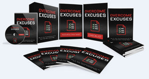 Overcome Excuses - How To Stop Procrastinating And Get More Done While Staying Happy - SelfhelpFitness