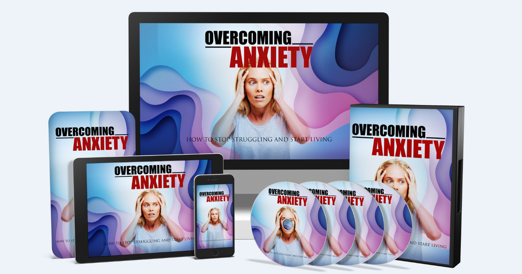 Overcoming Anxiety - How to Stop Struggling and Start Living! - SelfhelpFitness