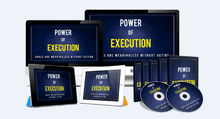 Load image into Gallery viewer, Power of Execution - How To Executing Your Goals And Realize All Your Dreams Easily - SelfhelpFitness