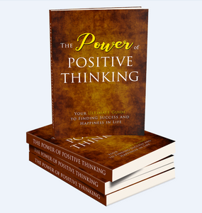 Power of Positive Thinking - Finding Success and Happiness in Life - SelfhelpFitness
