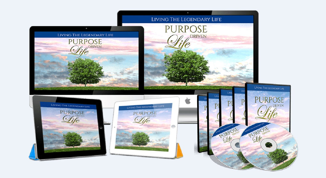 Purpose-Driven Life - The Key to Living Your Life to The Fullest Potential - SelfhelpFitness