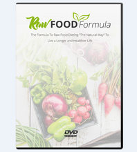 Load image into Gallery viewer, Raw Food Formula - Mastering a Healthly Lifestyle Through The Raw Food Formula - SelfhelpFitness