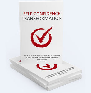 Self Confidence Transformation - Step-by-Step How To Become More Confident! - SelfhelpFitness