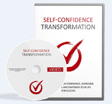 Load image into Gallery viewer, Self Confidence Transformation - Step-by-Step How To Become More Confident! - SelfhelpFitness