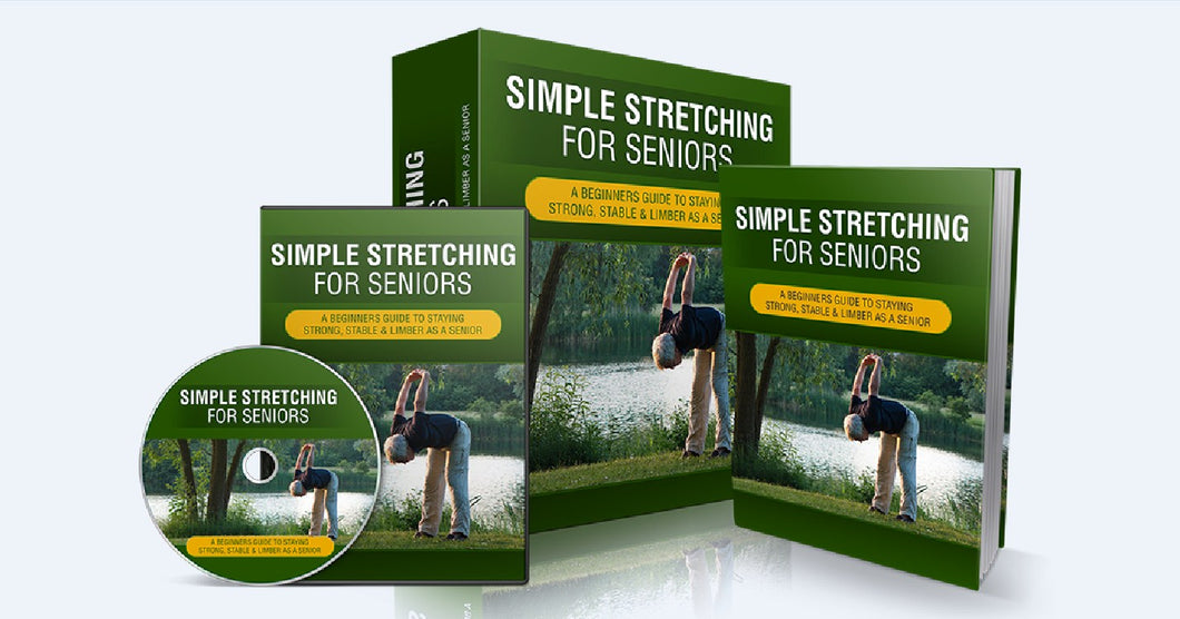 Simple Stretching For Seniors - Stay Strong, Stable & Limber As A Senior! - SelfhelpFitness