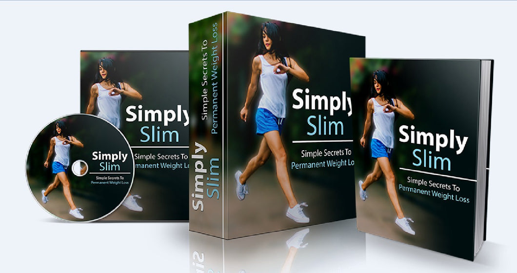 Simply Slim - Simple Secrets To Permanent Weight Loss - SelfhelpFitness