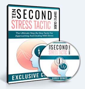 Ten Second Stress Tactic For Relief Today! - SelfhelpFitness