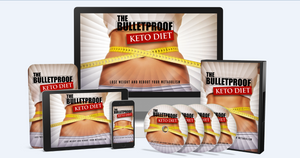 The Bulletproof Keto Diet - Lose Weight And Reboot Your Metabolism! - SelfhelpFitness